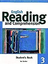 English Reading and Comprehension Level 3 Student's Book