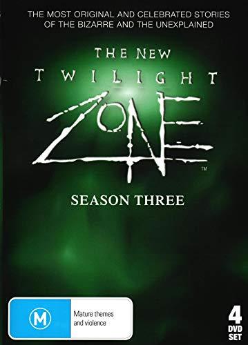 Más allá de los límites de la realidad / The New Twilight Zone (Season 3) - 4-DVD Set ( The Twilight Zone ) ( The Twilight Zone - Season Thr [ Origen Australiano, Ningun Idioma Espanol ]
