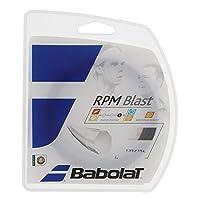 バボラ(Babolat) 硬式テニス ストリング RPMブラスト 120/125/130 BA241101 ブラック 135
