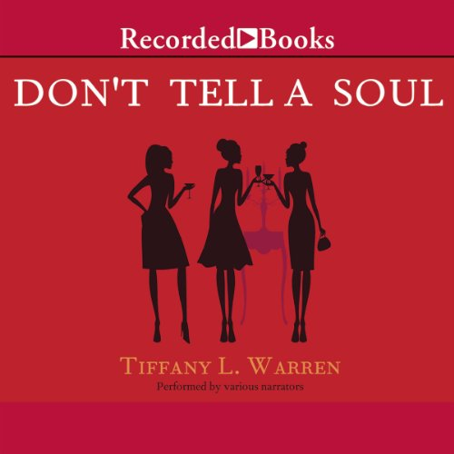 Don't Tell a Soul audiobook cover art