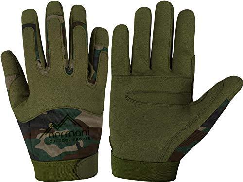 United Army Handschuhe Gloves Farbe Woodland Größe L