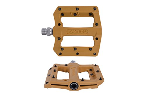 Fyxation Mesa MP Desert Series Mountain Bike Pedal (Moab Orange)