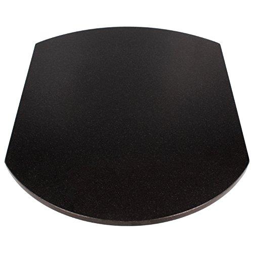 Multigleiter Granit Nero Assoluto Gleitbrett für den TM6 / TM5 und TM31 Philips Airfryer