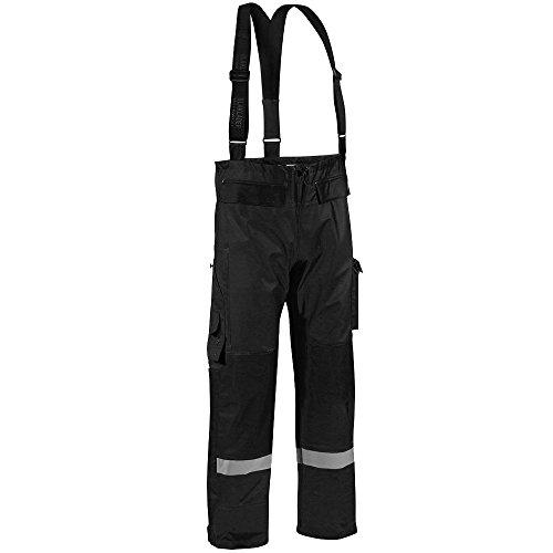 Blakläder 130220039900L Heavy Weight Pantalon de pluie Taille L Noir