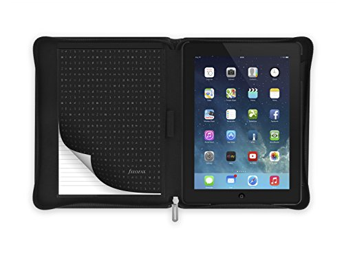 Filofax 829865 A5 Metropol Tablethülle für iPad 2/3/4 Black