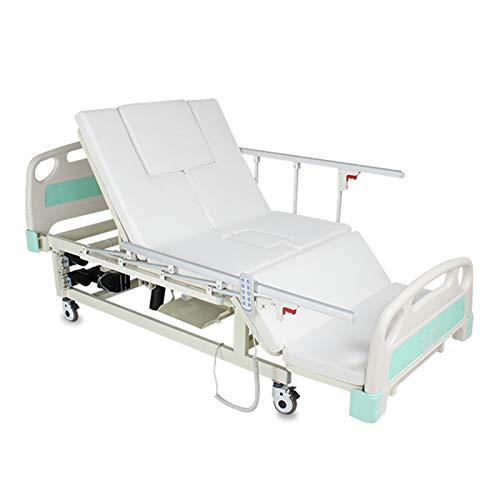 Krankenhausausstattung Hauspflege Handbuch Patientenbett, Verstellbares Patienten Krankenhaus Bett Für Den Hausgebrauch