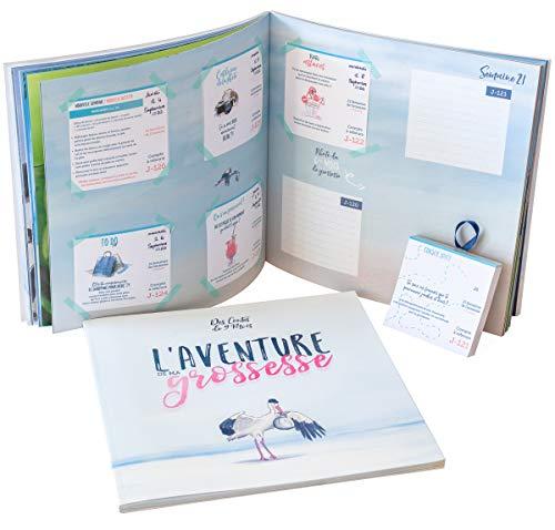 Album et Calendrier pour Future Maman : L'Aventure de ma Grossesse