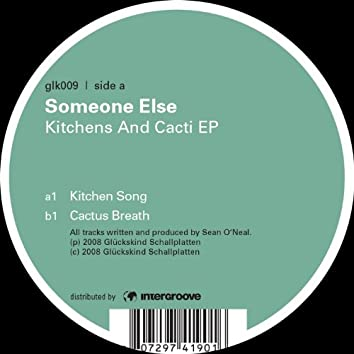 Kitchens and Lacti EP