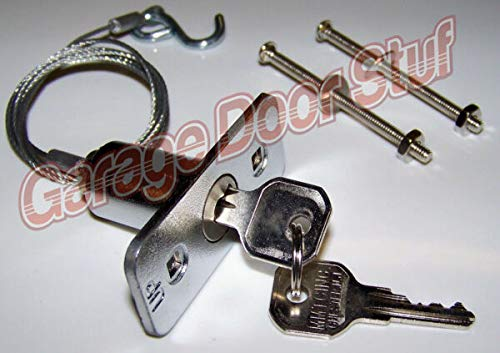 For Sale! Akalo86 Garage Door Opener Keyed Release Disconnect Key Lock - 1702LM/7702CB-00953702000 E...