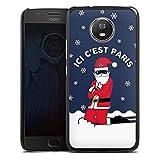 DeinDesign Motorola Moto G5s Coque Étui Housse PSG Paris Saint-Germain Produit sous Licence...