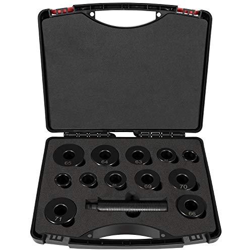E-cowlboy T-0220-700R4 Bushing Driver Kit/Tool for GM 700-R4 4L60 4L60E 4L65E Transmission (13pc)