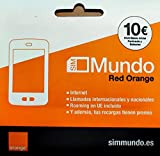 Orange PREPAGO Mundo SIM 10
