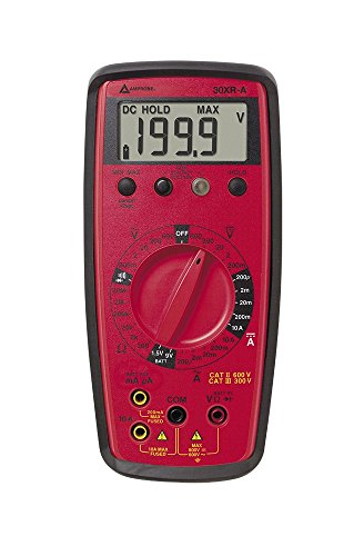 Amprobe 30XR-A Prof DMM with Non-Contact Volt Tester