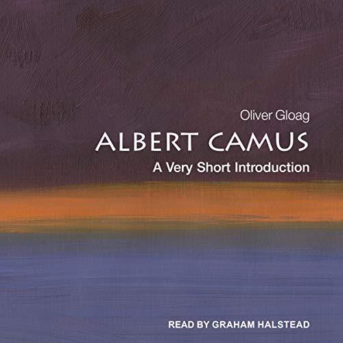 Albert Camus cover art