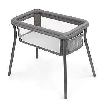 Chicco LullaGo Anywhere Portable Bassinet - Sandstone Grey