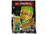 Lego Ninjago Lloyd FS Spinjitzu Slam Minifigure Foil Pack # 5 with Pearl Gold Sword - New for 2020