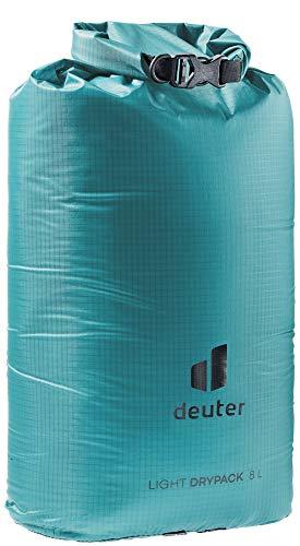 Deuter Light Drypack 8 Bolsa de Transporte, Unisex Adulto, petróleo, 8 l