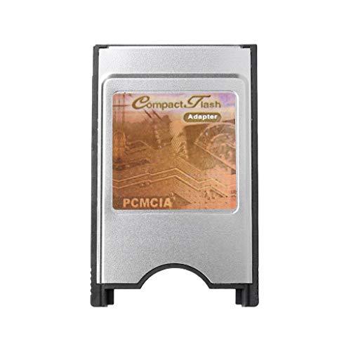 zkm111 Adapterkarte Compact Flash CF zu PC Card PCMCIA-Adapter-Karten-Leser für Laptop Notebook New
