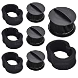 4 Pack Replacement Filter for Bissell Power Force & Helix Turbo Inner and Outer Filter Set Bissell 32R9,203-7913