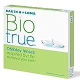BAUSCH + LOMB - Biotrue® ONEday - Lenti a contatto Giornaliere per miopia e ipermetropia ...