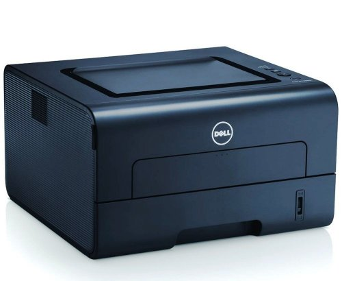 Dell B1260dn netzwerkfähiger Schwarzweiß-Laserdrucker mit Duplexfunktion