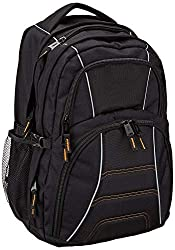 AmazonBasics Laptop Backpack - Fits Up to 17-Inch Laptops,AmazonBasics,NC1306167R1,bagpack,bagpack for women,bagpacks,bagpacks for college,bagpacks for girls stylish,pubg bagpack level 89,wildcraft bagpacks
