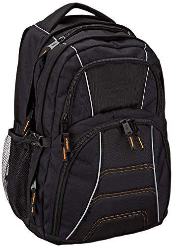 Our #4 Pick is the AmazonBasics Laptop Backpack