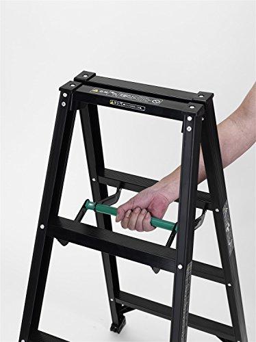 ALINCO(アルインコ)『アルミ軽量脚立5尺ブラック(BS150FX)』