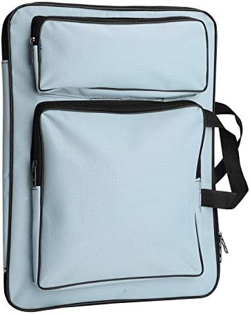 Water Resistant Art Portfolio Bag Artboard Carrying Case Paint Drawing Sketch Pad Handheld Backpack product image