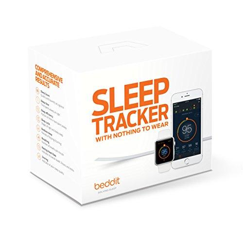 Beddit Schlaf-Tracker, Weiß, Einheitsgröße