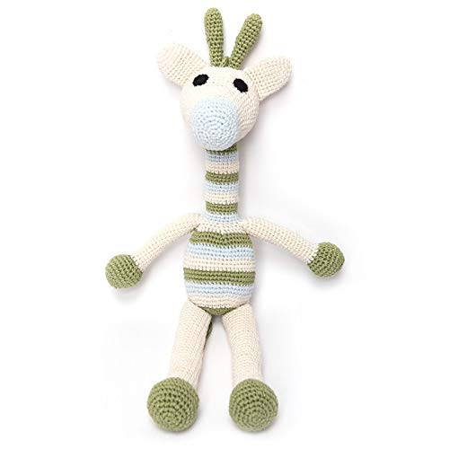 Giraffe Boy. Jouet au crochet
