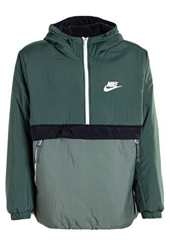Nike Herren Sportswear Synthetic-Fill Sweatshirt, Galaktische Jade/Wacholdernebel/Schwarz/Segel, XL