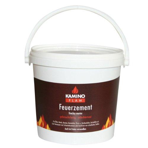KAMINO FLAM Feuerzement 3 kg Eimer