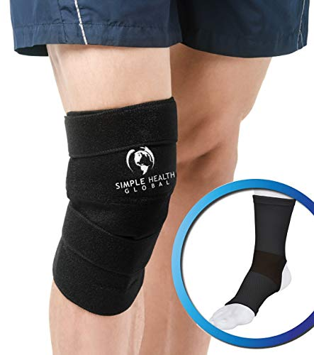 Knee Support Sleeve Wrap