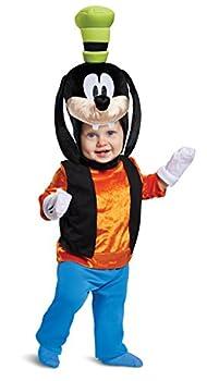 Disguise Baby Boys Goofy Classic Infant Costume Orange  12-18 mths