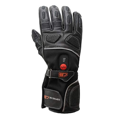 30seven Beheizbare Motorrad Handschuhe (7 (XS))