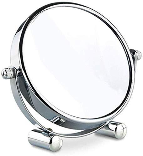 Miroir JT de Bureau de Maquillage Princesse Dressing surdimensionné Portable Petit et Pratique