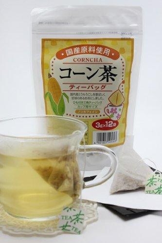 寿老園『国産コーン茶』