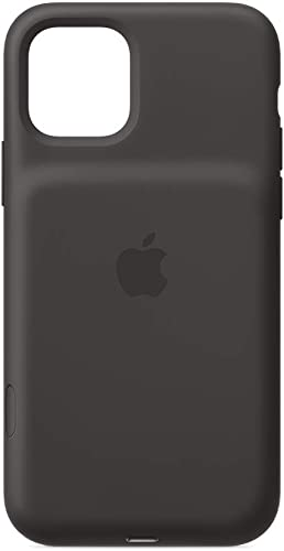Apple Smart Battery Case with Wireless Charging (for iPhone 11 Pro) - Black