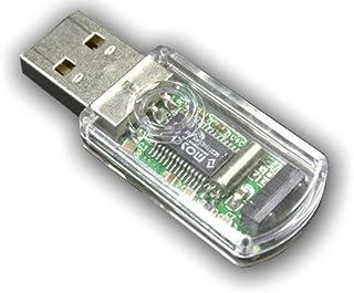 【98SE/Me/2K/XP/Vista 32Bit/WIN7/WIN10 32bit版のみ対応 64Bit版は動作不可】USB1.1 IrDA Adapter 「AKBP-IrDA」