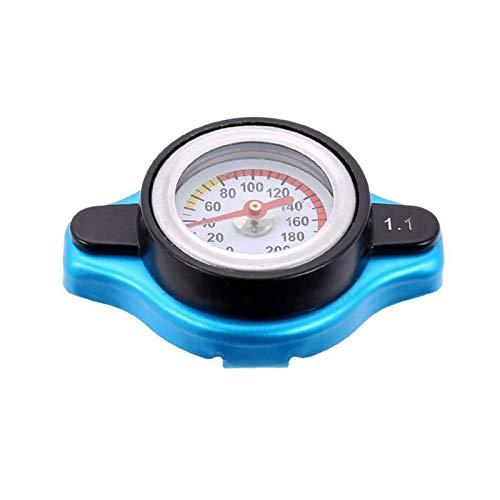 YYAN W/Agua Temp Gaper Thermostat RADIADOR Cap 1.1El Bar Accesorios Ajuste para Coche