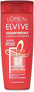 L'Oreal Elvive Colour Protect Shampoo with UV Filter 250ml - ロレアル色は、フィルター250ミリリットルでシャンプーを保護します [並行輸入品]