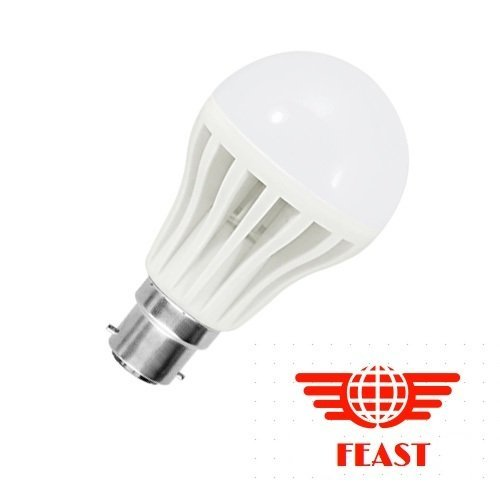 LG Feast LED Bulb (White,9W)