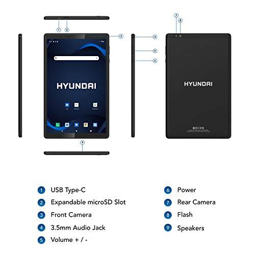 Hyundai HyTab Plus 10WB1, 10.1