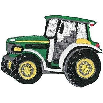 Fendt Traktor  Aufnäher Aufbügler Patch Landmaschine Trecker Logo Sticker Badge