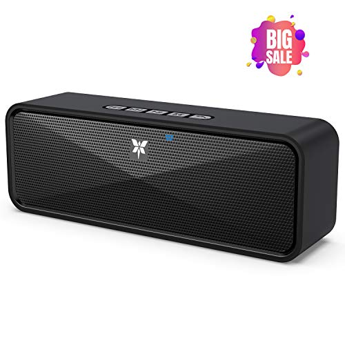 Altoparlante Bluetooth Portatili 5.0, Axloie Speaker Wireless Senza...