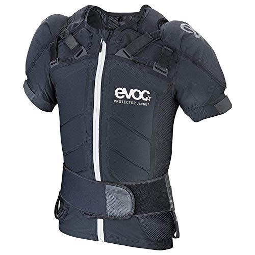 EVOC Herren PROTECTOR JACKET Protektorenjacke, black, XL