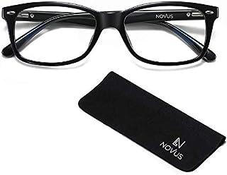 2021 Novus Anti Blue Light Computer Glasses,For Men & Women_FREE! Eyeglass case, blue light testing pen & card I Photochro...