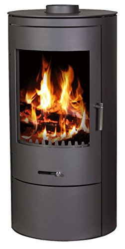 Estufa de leña 14 kW chimenea quemador de leña chimenea bajo las emisiones blmschv-2