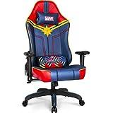 Marvel Avengers Massage Gaming Chair Desk Office...